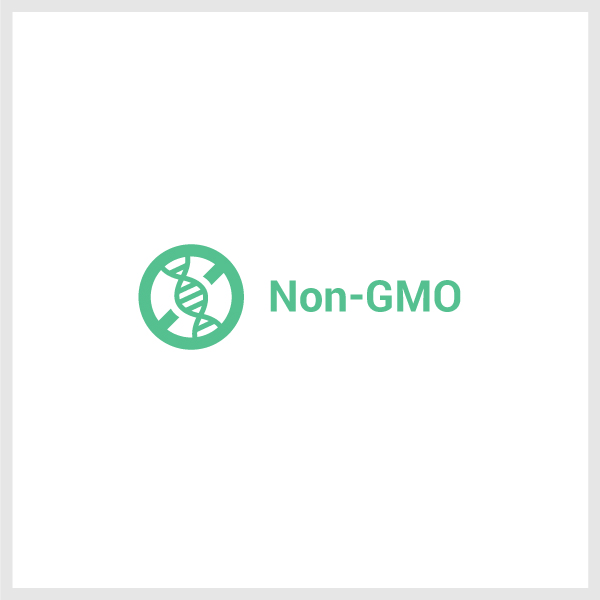 no GMO. healthy and tasty